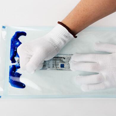 Liquid Control Dye Penetration Test I