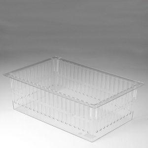 Polycarbonaat bakken & vakverdelers